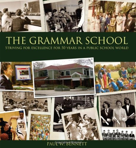 9780887808715: The Grammar School: Striving for Excellence for 50 Years in a Public School World (Formac Illustrated History)