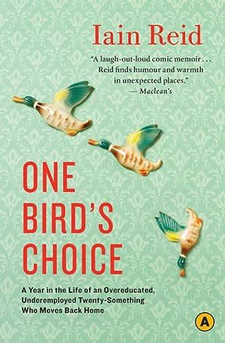 9780887842986: One Bird's Choice