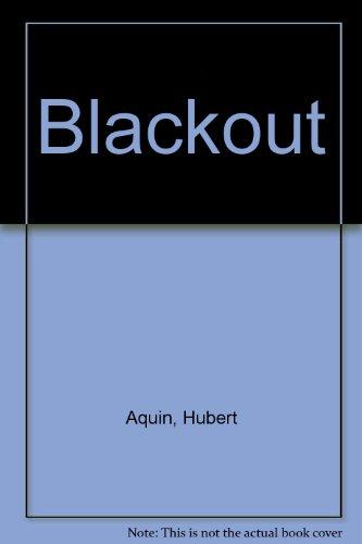 9780887844348: Blackout