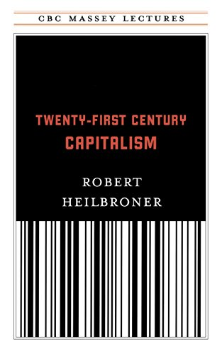Twenty-First Century Capitalism
