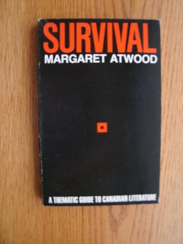 9780887846137: Survival: Thematic Guide to Canadian Literature