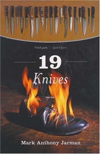 19 Knives: Mark Jarman