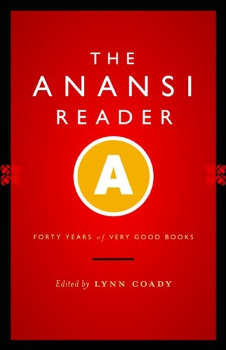 The Anansi Reader. { SIGNED.}. { FIRST: Coady, Lynn {ed.},