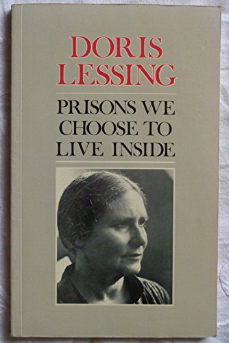 9780887942440: Prisons We Choose to Live Inside (Massey Lectures)