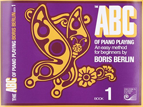 9780887971822: ABC1- ABC of Piano Playing Bk 1 Berlin Latest