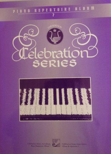 9780887974298: Celebration Series: Piano Repertoire Album 7
