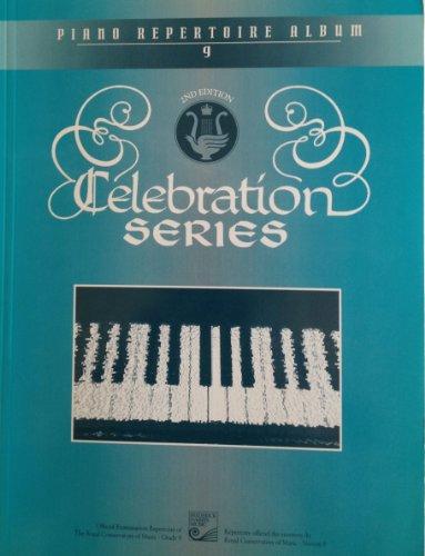 9780887974335: Piano Repertoire Album 9 (Celebration Series 2nd Edition)