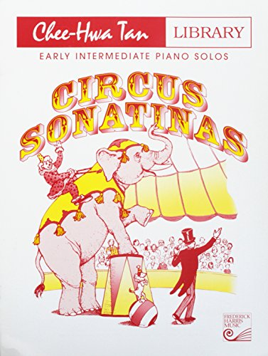 9780887976179: HPA32 - Circus Sonatinas: Early Intermediate Piano Solos (Composer Library Series)