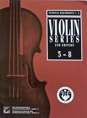 Violin Series 2nd edition 5-8: Trott, Josephine et