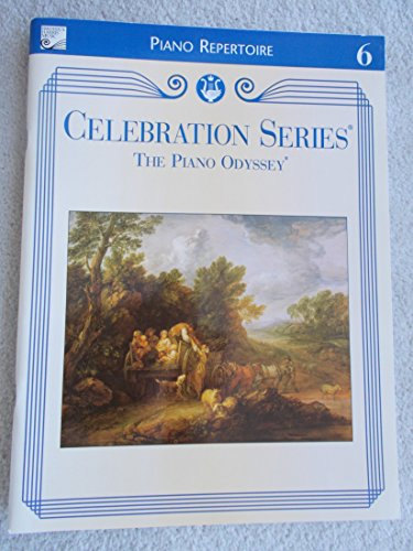 9780887976957: Piano Repertoire Album 6 Celebration Ser