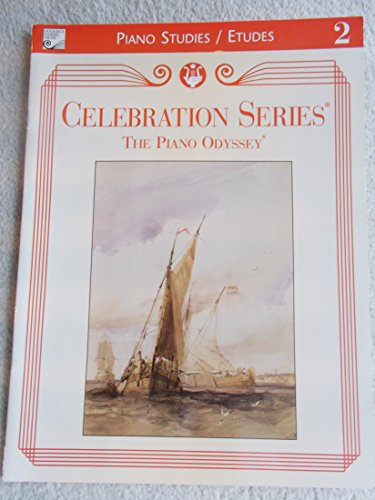 Piano Studies Etudes 2 Celebration Serie: unknown