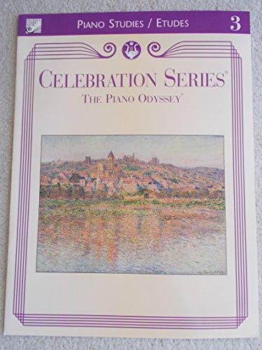 9780887977091: Piano Studies Etudes 3 Celebration Serie