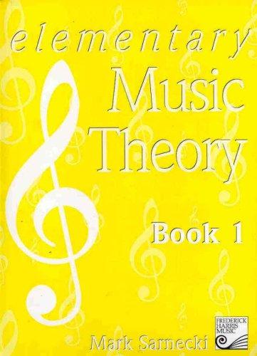 Book 1 (Elementary Music Theory): Mark Sarnecki