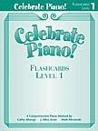 9780887978494: Celebrate Piano! Flashcards 1