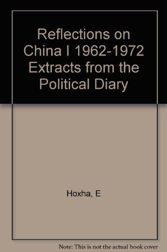 9780888030832: Reflections On China