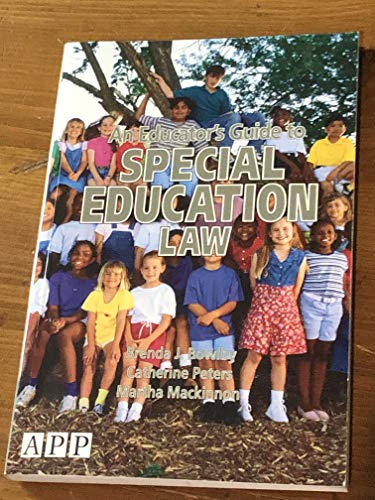 An Educator's Guide to Special Education Law: n/a