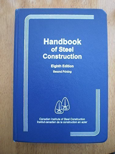 9780888111050: Handbook of Steel Construction