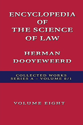 9780888152220: Encyclopedia of the Science of Law