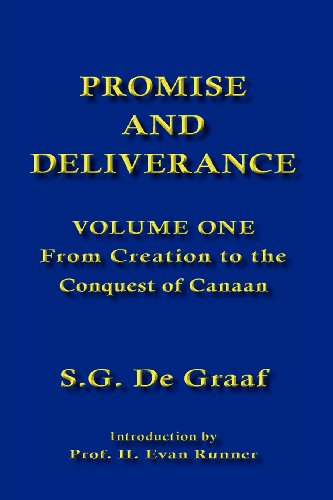 PROMISE AND DELIVERY: S. G. De Graaf