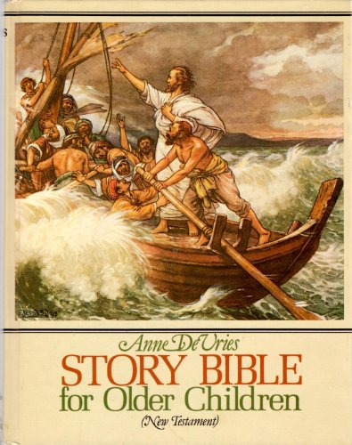 9780888155337: Story Bible for Older Children: New Testament