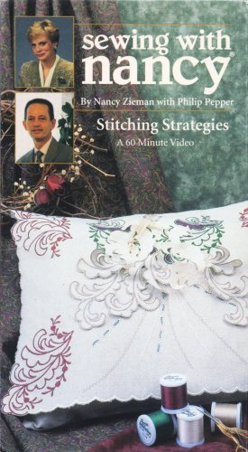 9780888218643: Sewing with Nancy: Stitching Strategies