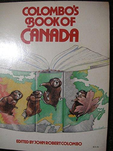 fascinating canada colombo john robert