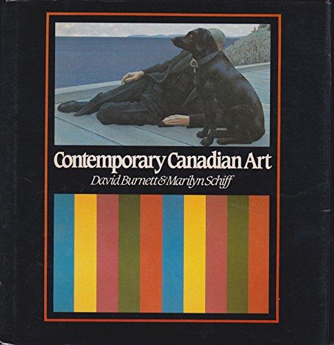 Contemporary Canadian art: Burnett, David G