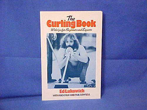 9780888330765: Curling Book: With Tips for Beginners and Experts