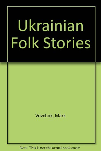 9780888331052: Ukrainian Folk Stories