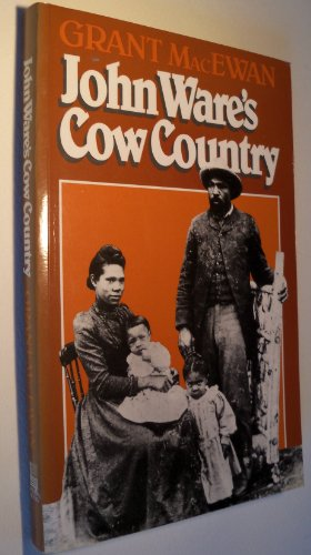 9780888331328: John Ware's Cow Country