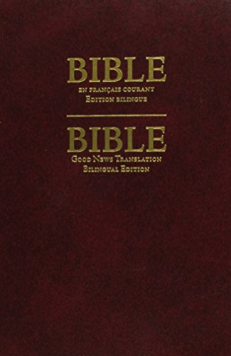 9780888345936: French-English Bible (Français courant-Good News Translation)