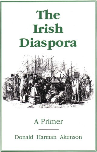 Irish Diaspora: A Primer.: AKENSON, Donald Harman.