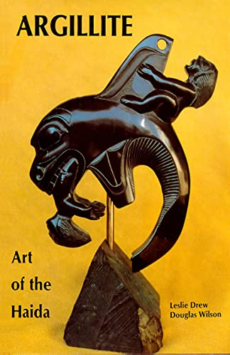 9780888390370: Argillite: Art of the Haida