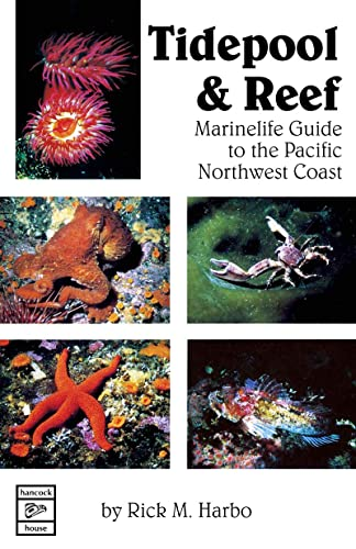 9780888390394: Tidepool and Reef Marine Life Guide to the Pacific Northwest Coast: Marinelife Guide to the Pacific Northwest Coast