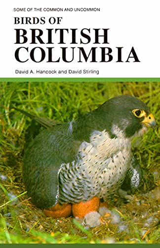 9780888392183: Birds of British Columbia O/P