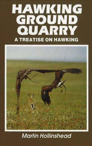 Hawking Ground Quarry: Hollinshead, Martin