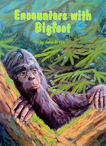 9780888393401: Encounters with Bigfoot