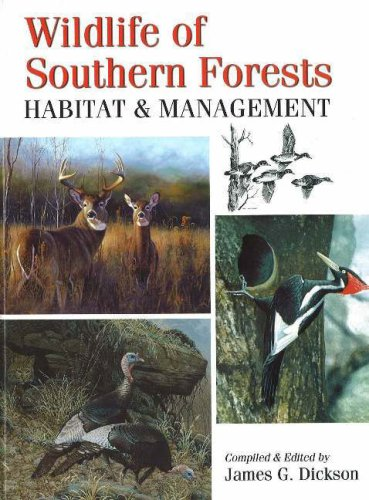 9780888394972: Wildlife of Southern Forests: Habitat & Management