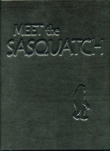 9780888395801: Meet The Sasquatch