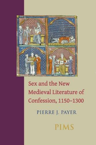 9780888441638: Sex and the New Medieval Literature of Confession, 1150-1300 (Studies and Texts)