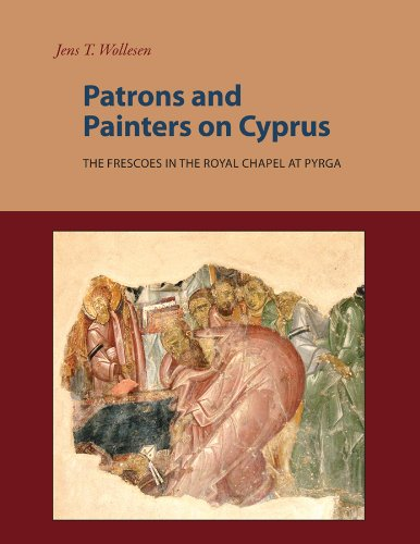 9780888441690: Patrons and Painters on Cyprus: The Frescoes in the Royal Chapel at Pyrga