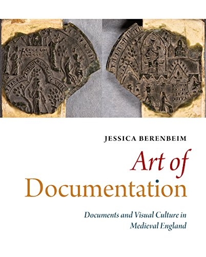 Art of Documentation: Documents and Visual Culture in Medieval England (Studies and Texts): ...