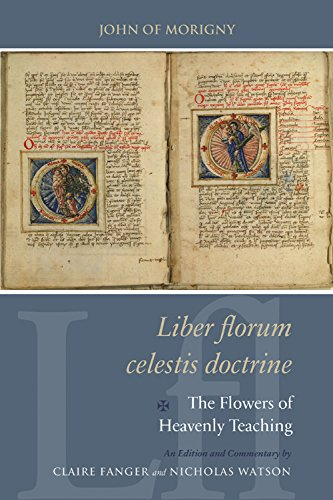 Liber florum celestis doctrine / The Flowers: John of Morigny