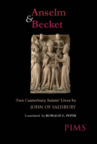 9780888442987: Anselm and Becket: Two Canterbury Saints' Lives (Mediaeval Sources in Translation)