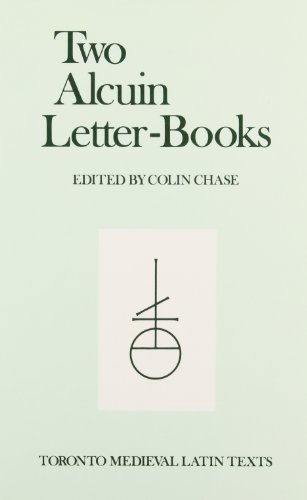 9780888444547: Two Alcuin Letter-Books (Toronto Medieval Latin Texts)