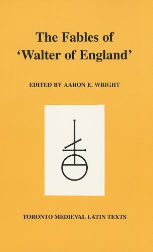 The Fables of Walter of England