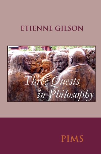 9780888447319: Three Quests in Philosophy (Etienne Gilson Series)