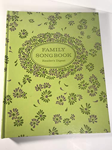 9780888500342: Readers Digest Family Songbook