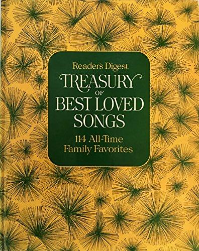 Reader's Digest Treasury of Best Loved Songs: Reader's Digest