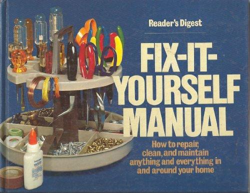 9780888500649: Fix-It Yourself Manual